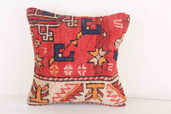 Handmade Carpet Pillow 16x16