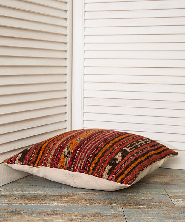 Red Kilim Pillow