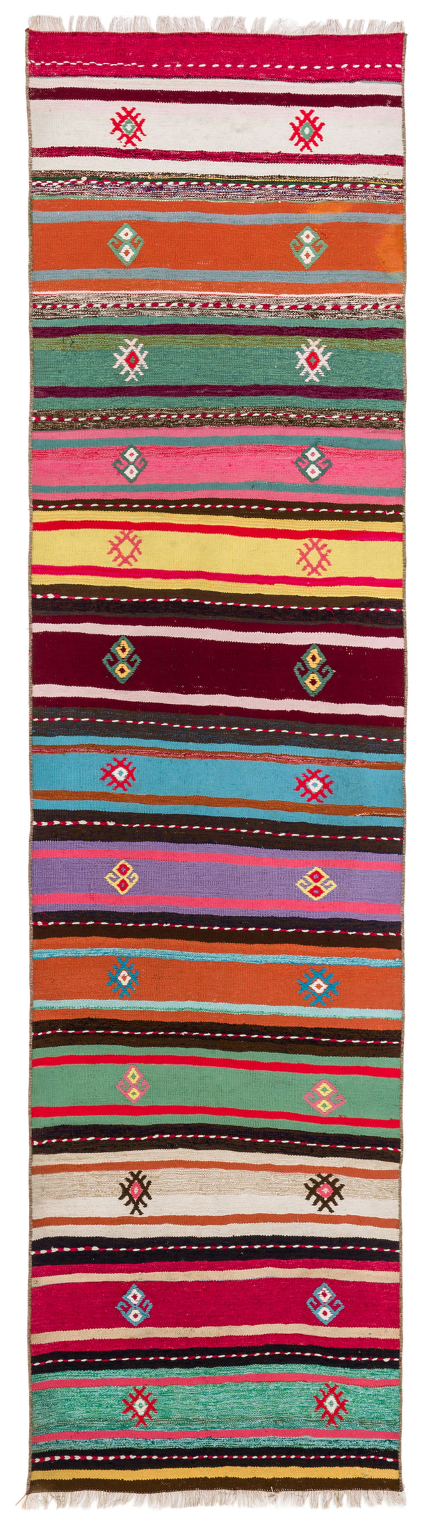 Turkish Kilim Runner Rug