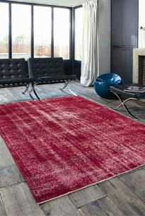 Overdyed Rugs