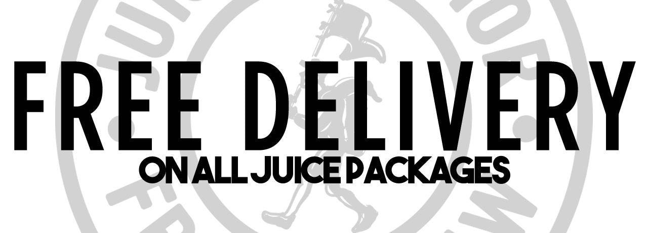 Juice Warrior UK organic juice cleanse free delivery