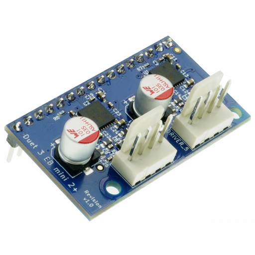 Duet 3 Mini 2+ Dual Stepper Expansion Board