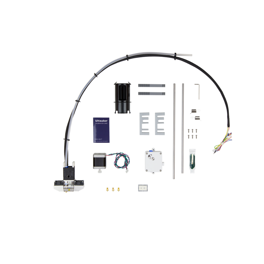 Ultimaker 2 Extrusion Upgrade Kit