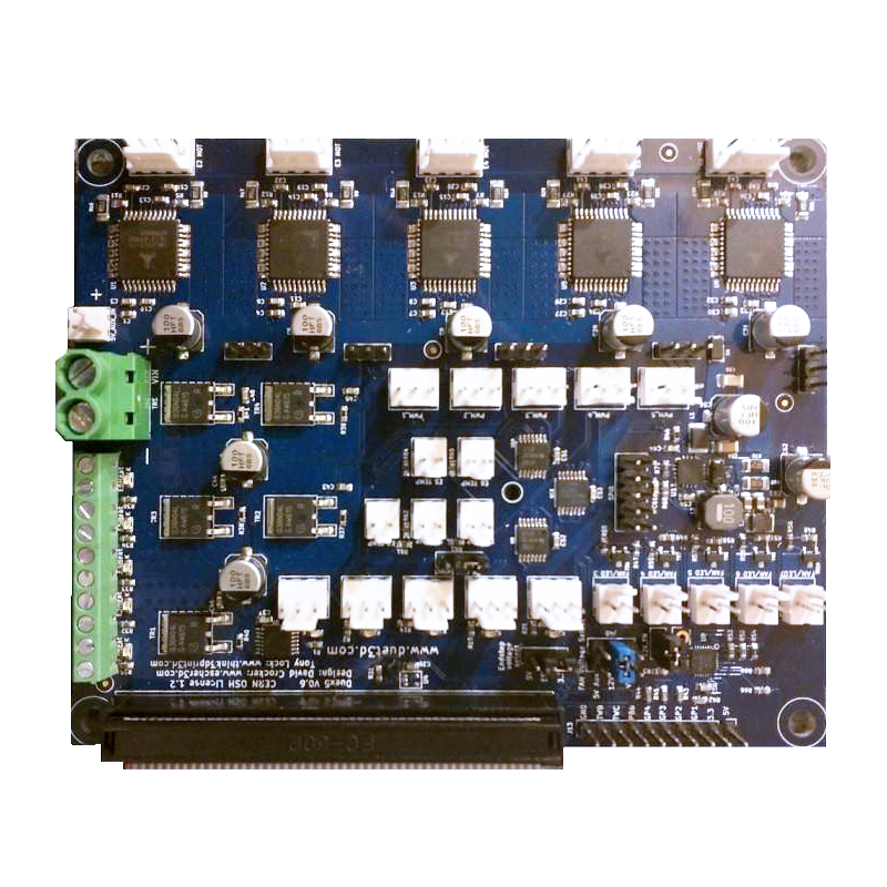 Duex 5 Expansion Board