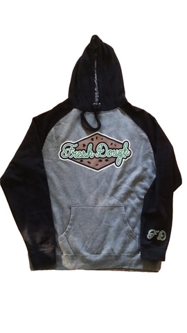 Mint Chocolate Chip Pullover Hoodie