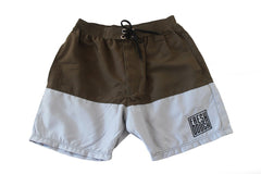 FD Two-Tone Swim Shorts