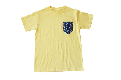 Quarantine Ice Cream Pocket Tee