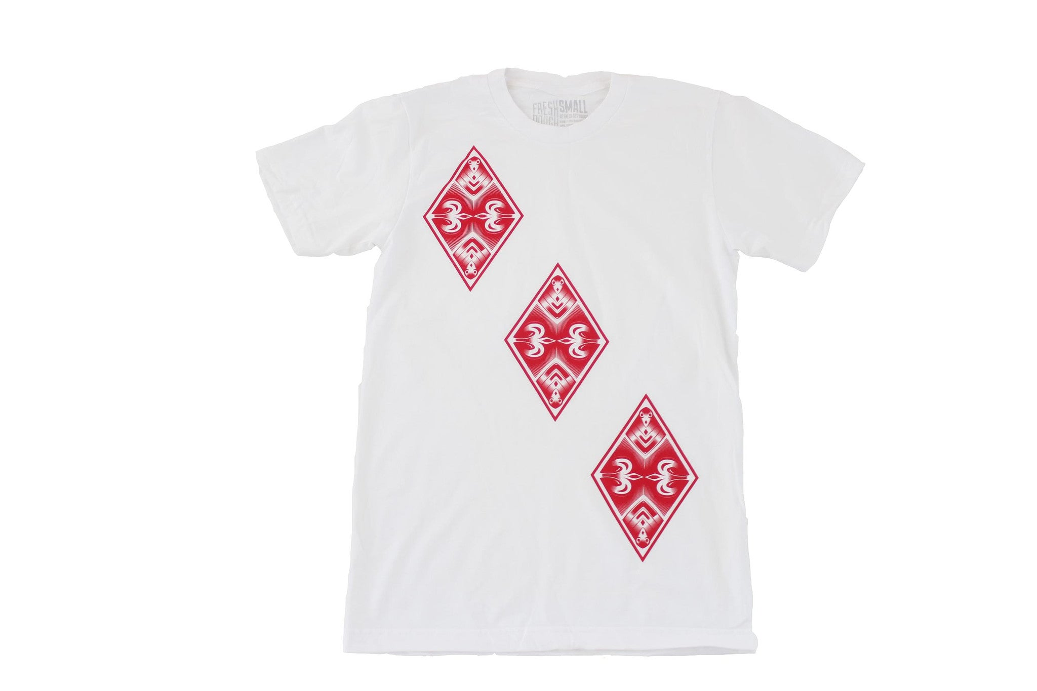 Three of Diamonds Tee