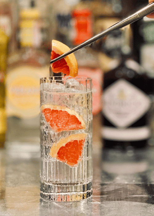 Paloma Bitters & Soda Highball