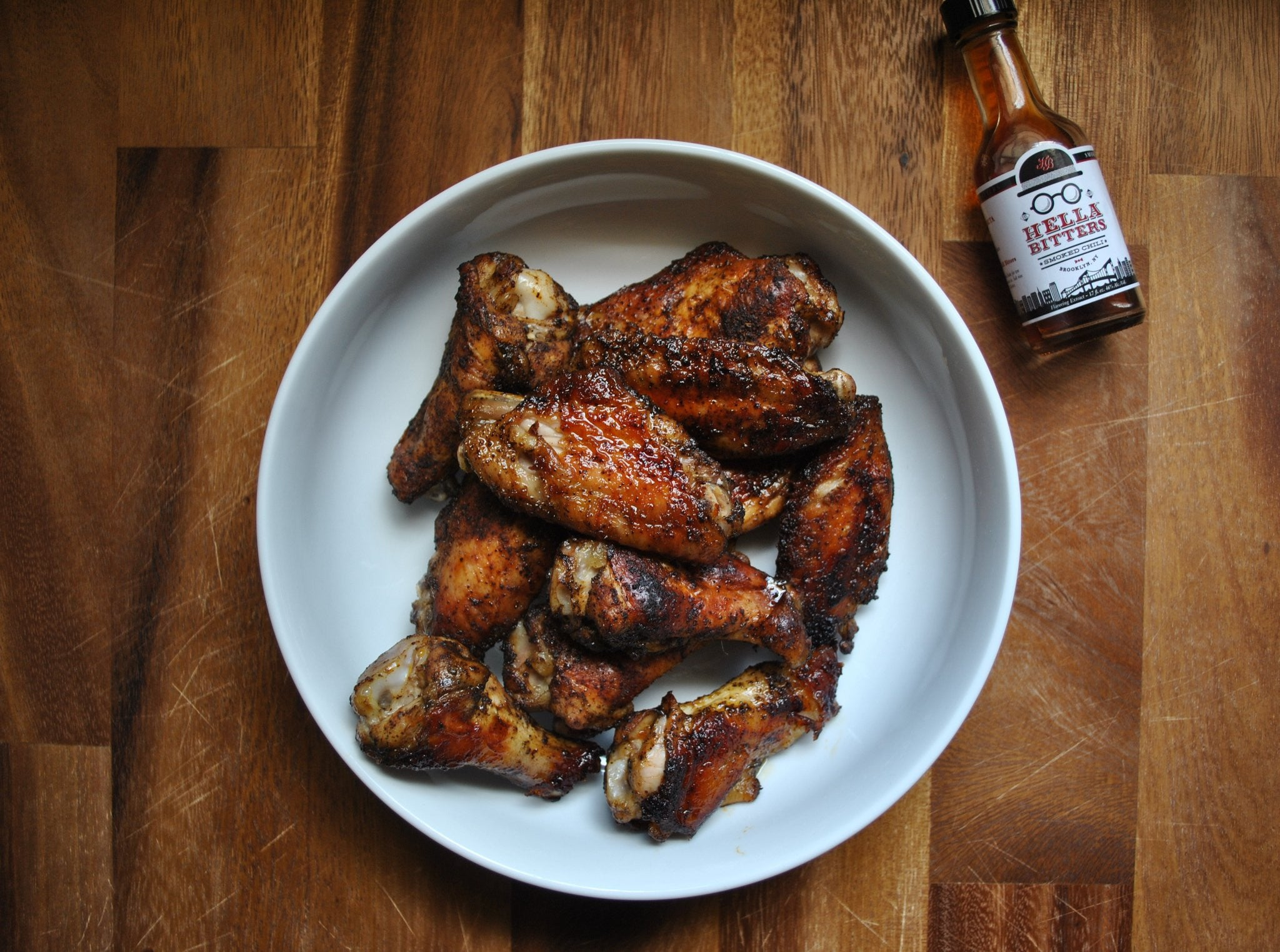 Smoked Chili Wings