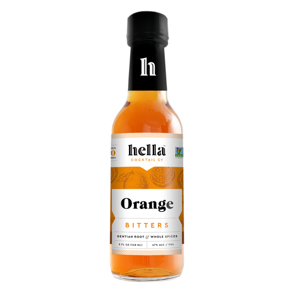 Orange Bitters, 5oz