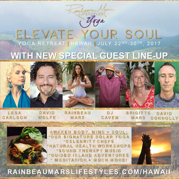 Elevate Your Soul :: Yoga Retreat in Hawaii