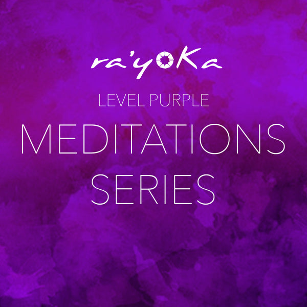 Level Purple MEDITATION Module VIDEO DOWNLOAD