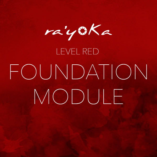Level Red FOUNDATION Module VIDEO DOWNLOAD