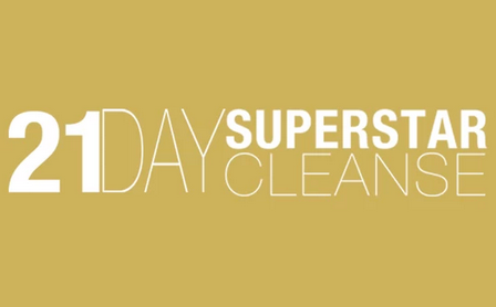 21 DAY SUPERSTAR CLEANSE April 11th- May 3rd Mind.Body.Spring!