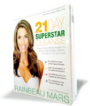 The 21-Day Superstar Cleanse Book