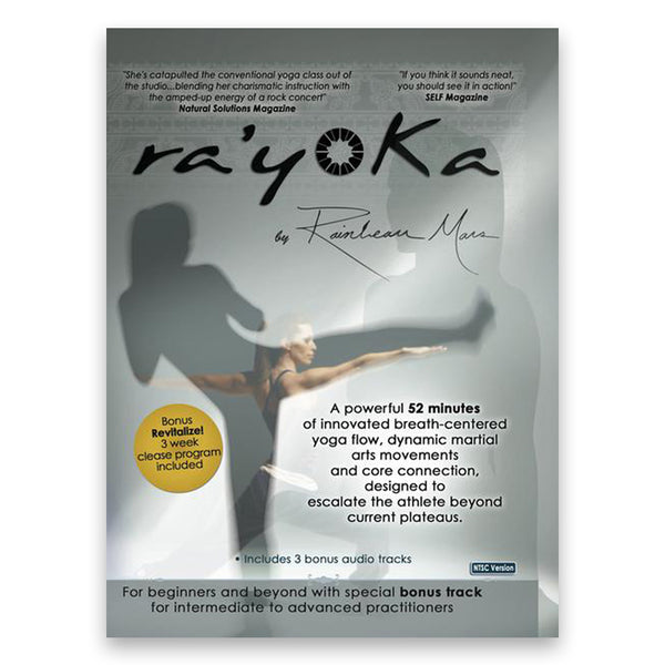 ra'yoKa the DVD