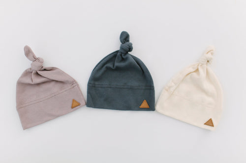 Uinta | Infant Knotted Beanie