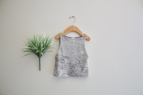The Essential Tank | Grey