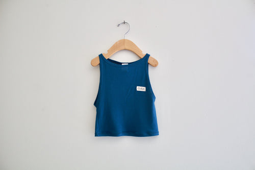 The Essential Tank | Teal