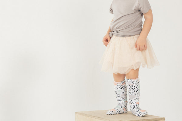 Knee-High Sock | Splatter