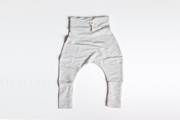 The Essential Pant | Maxwell Stripe