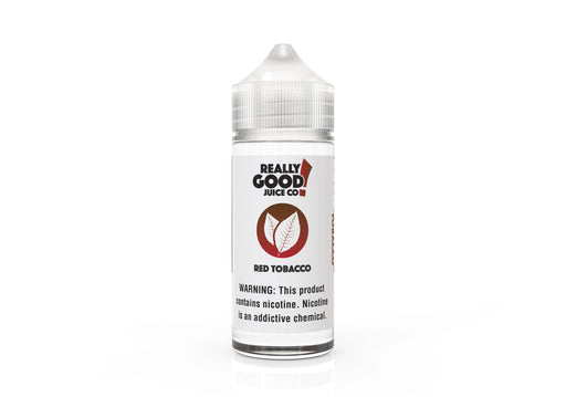 Red Tobacco - Really Good Juice Co