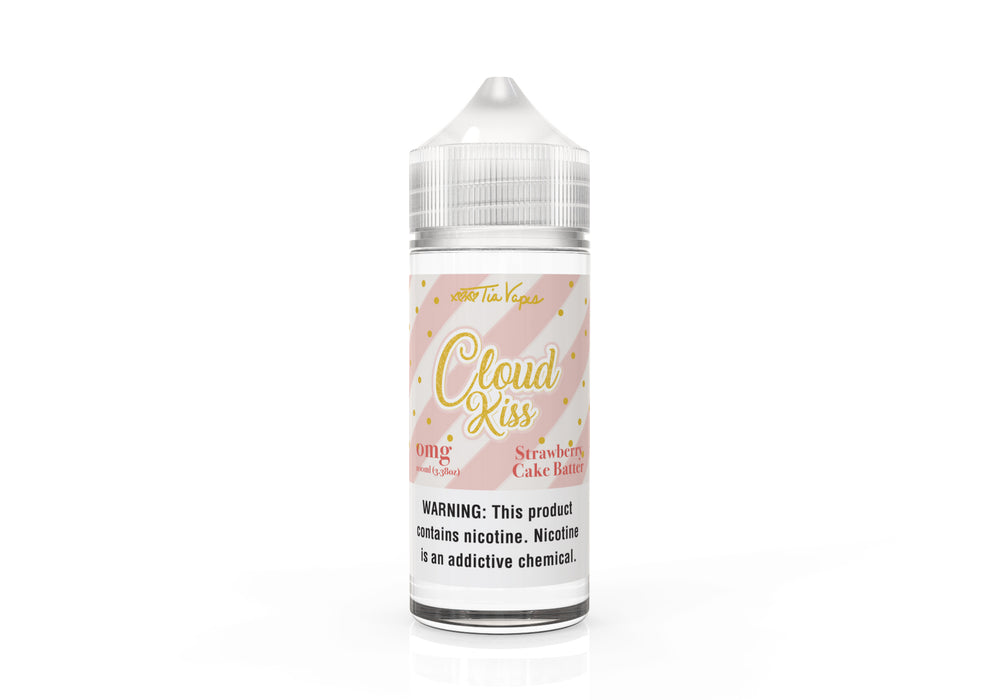 TiaVapes' Cloud Kiss - TiaVapes