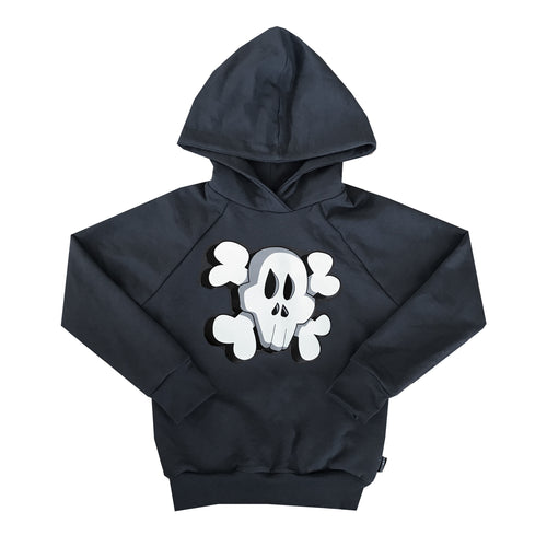 Bad to the Bone Hoodie - theMINIclassy