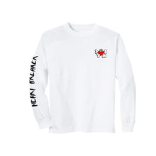 Heart Breaker Long Sleeve Skater Tee - theMINIclassy