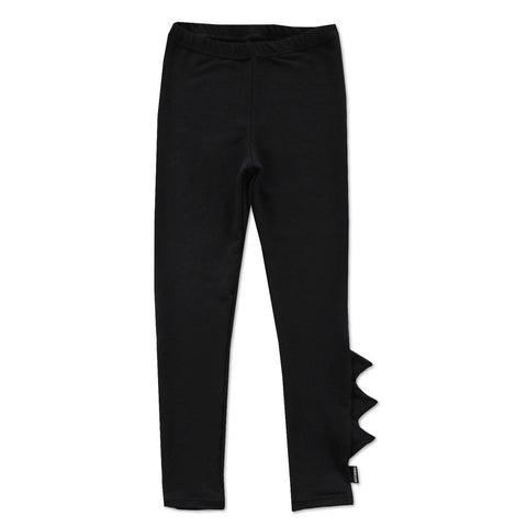 Baby Dino Legging - Basic Black - theMINIclassy