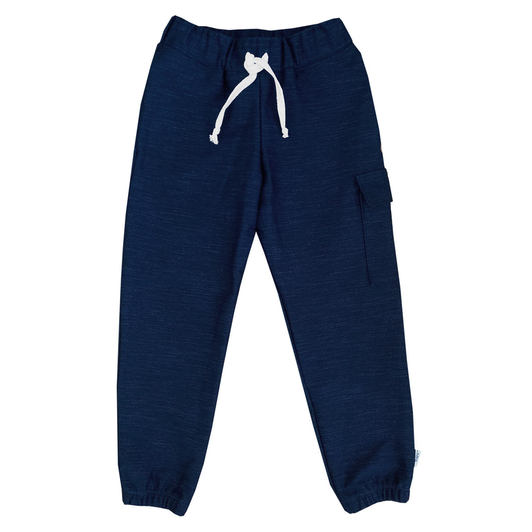Basic Denim Jogger - theMINIclassy