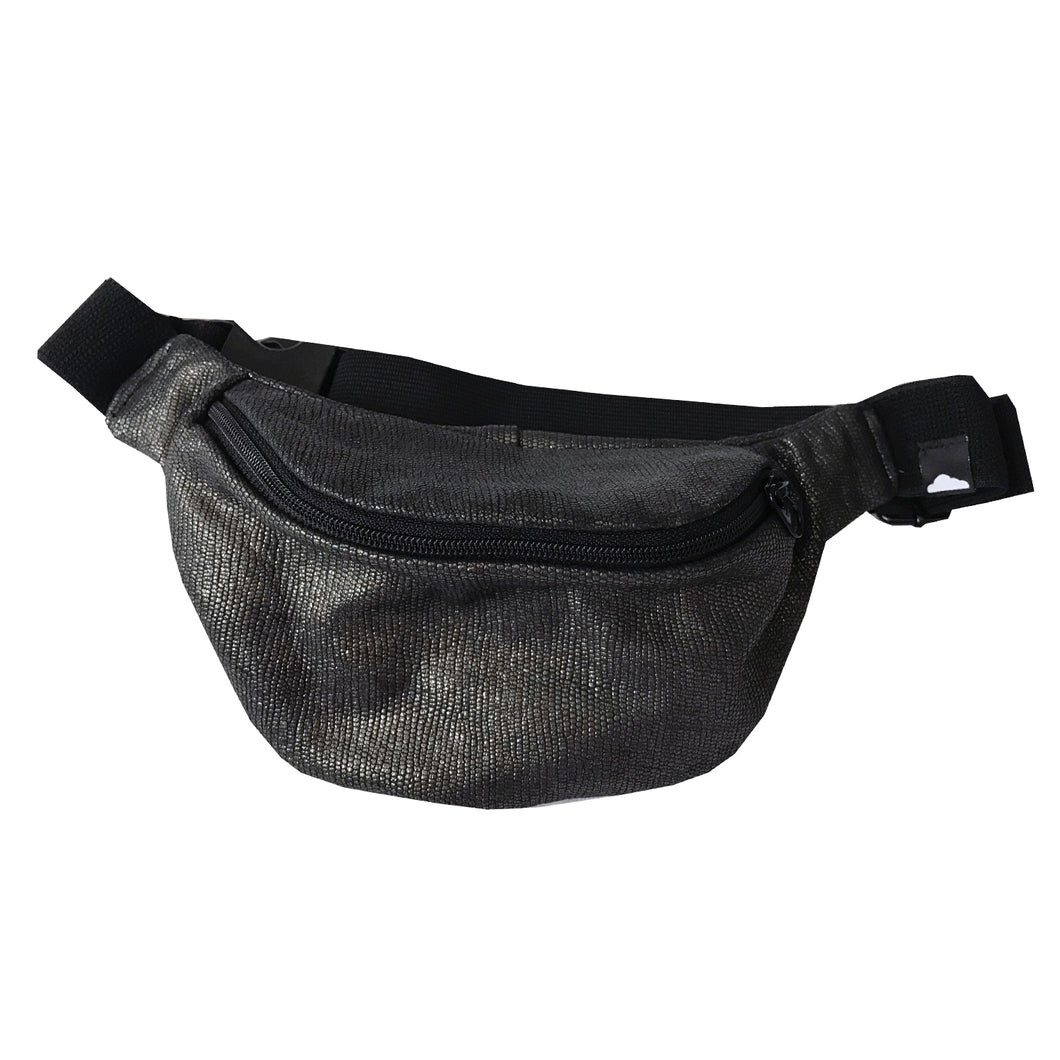 Real Leather Bum Bag -