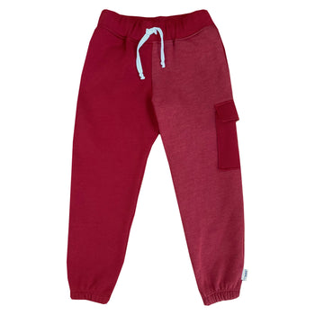 Extra Colorblock Fleece Jogger - theMINIclassy