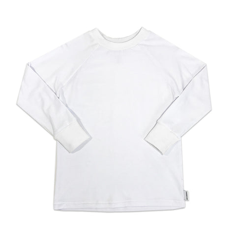 In My White Tee Raglan - theMINIclassy