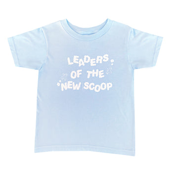 Mikey Likes It x theMINIclassy Leaders of the New Scoop Tee - theMINIclassy