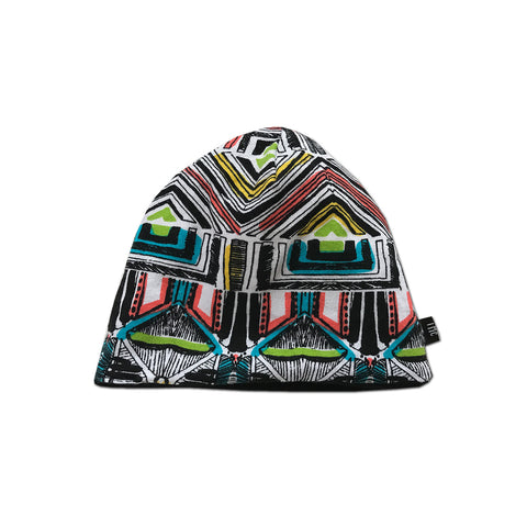 Level Up Tribal/Black Layette Reversible Cap - theMINIclassy