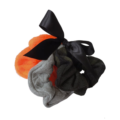 Scrunchies - Camo 4 Eva (3-Pack) - theMINIclassy