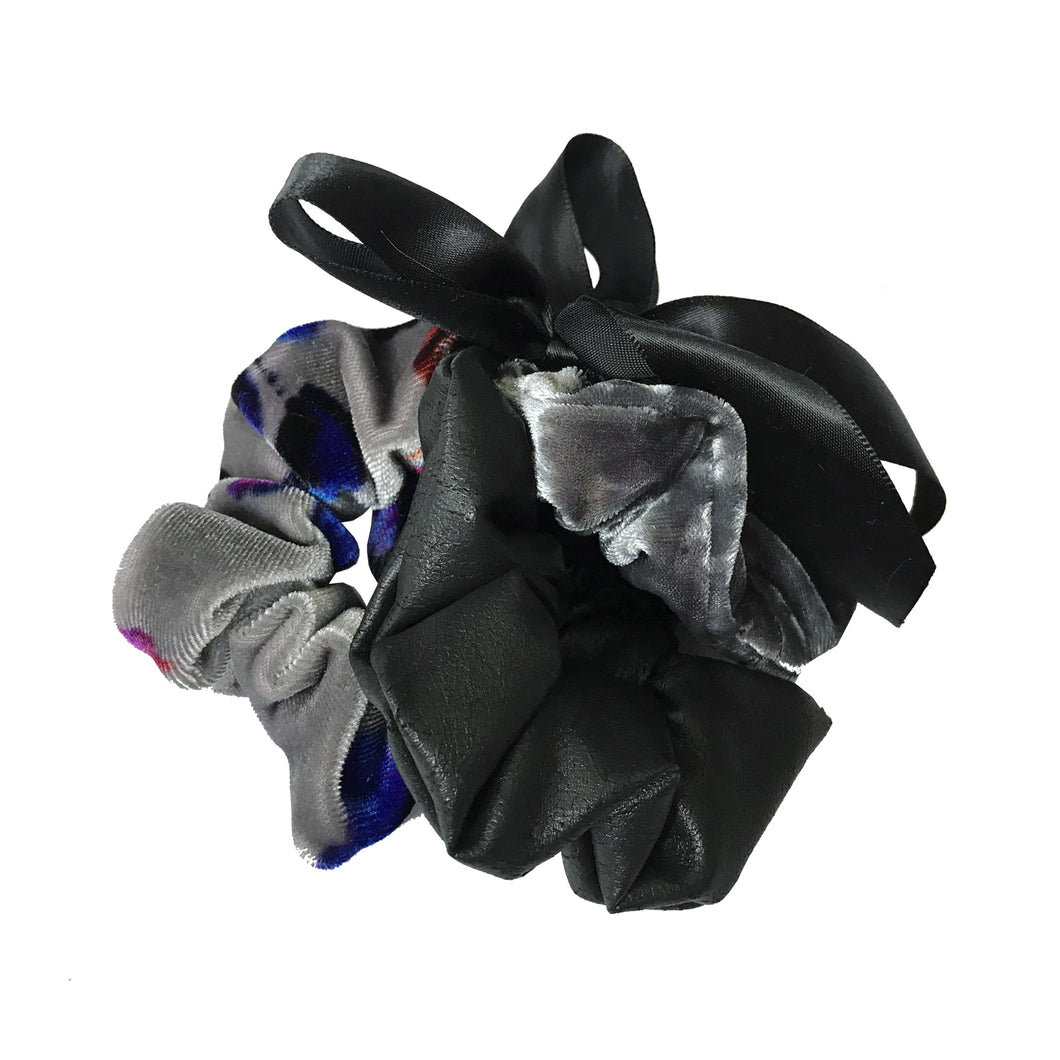 Scrunchies - Material Girl (3-Pack) - theMINIclassy