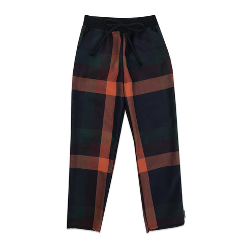 Bad A** Plaid Trouser - theMINIclassy
