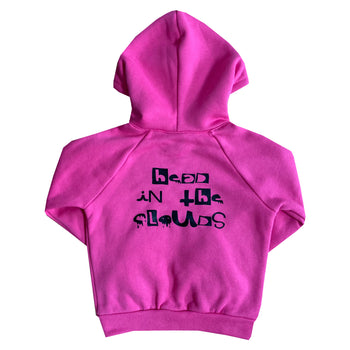 Baby Head In The Clouds 2020 Hoodie & Harem Set - theMINIclassy