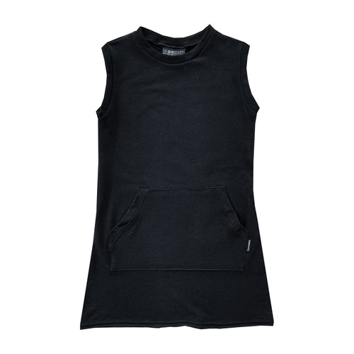 Serve em' Up Tennis Dress - Black - theMINIclassy