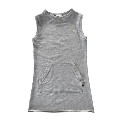 Serve em' Up Tennis Dress - Grey - theMINIclassy