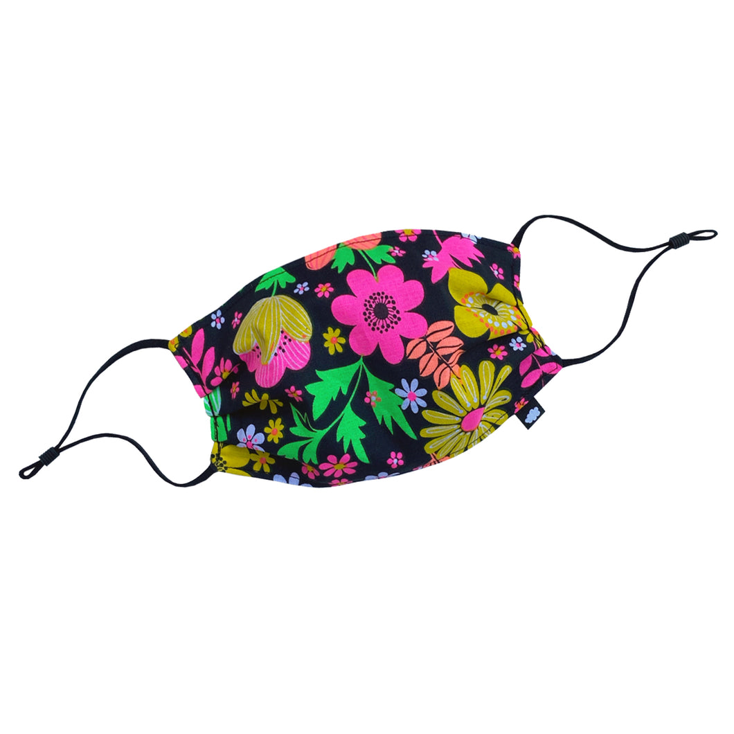 Flower Power Mini Mask - theMINIclassy
