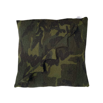 Camo 4 Eva Dino Pillow -  Grey Camo - theMINIclassy