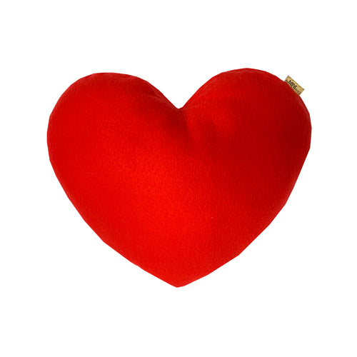 We've Got Mad Love 4 U Heart Pillow - Red - theMINIclassy