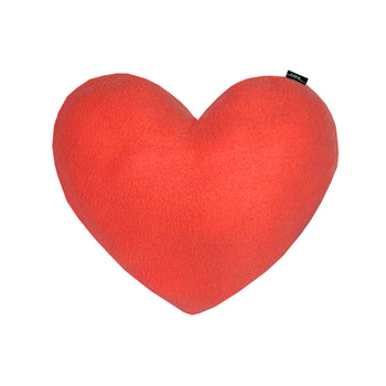 We've Got Mad Love 4 U Heart Pillow - Salmon - theMINIclassy