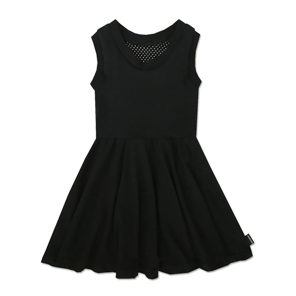 Cut It Out Skater Dress - theMINIclassy