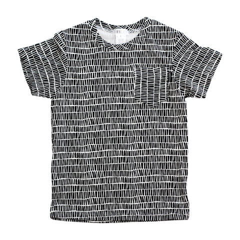 The Stix Cut & Sew Tee - theMINIclassy