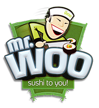 Mr Woo Logo